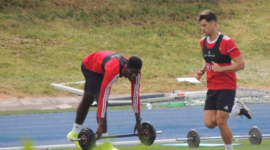 La Liga pide a Sanidad que todos los equipos puedan hacer el mismo entrenamiento