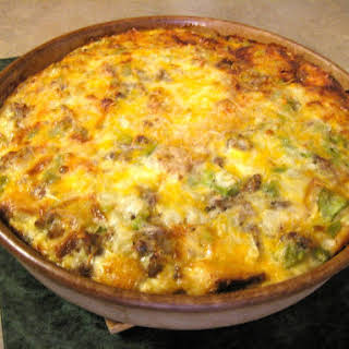 Sausage Bacon Eggs Cheese Casserole Recipes.