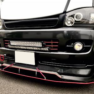 ハイエースバン  SUPER GL 4WD DIESELのカスタム事例画像 トリックスターさんの2020年05月07日07:47の投稿