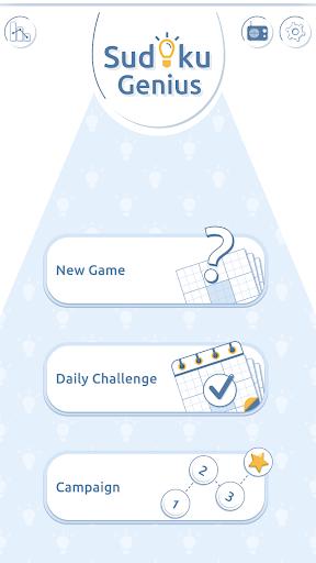 Sudoku Genius - Sudoku Free Games painmod.com screenshots 1