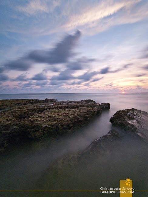 Patar White Beach Bolinao Landscape