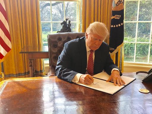 Trump issues renewed travel ban executive order
