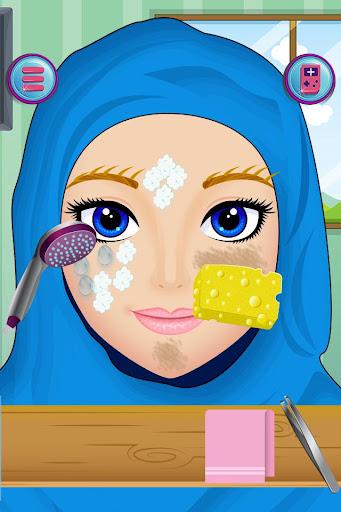Hijab Muslim Dress Up Games