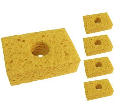 Solder Iron Cleaning Sponge