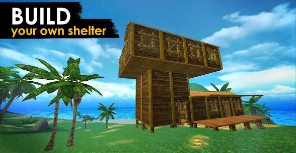 Jurassic Survival Island EVO PRO  Apk Mod (Dinheiro Infinito + Sem Fome e Sede) 1