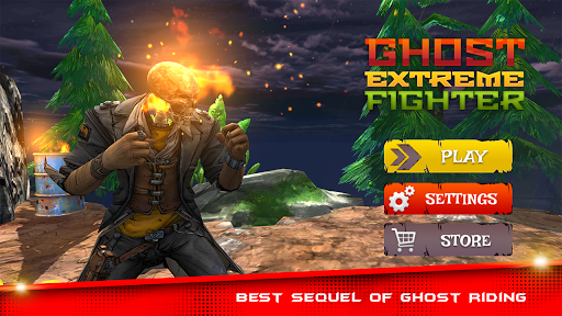 Ghost Fight - Fighting Games 1.05 screenshots 7