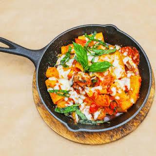 Vegetarian Rigatoni Recipes.