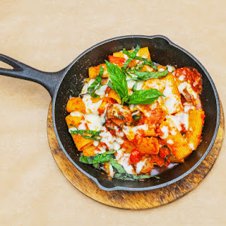 Vegetarian Rigatoni Recipes.