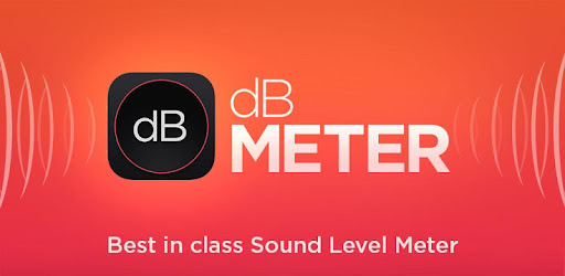 dB Meter - measure sound & noise level in Decibel - Apps on