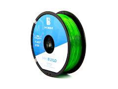Translucent Green MH Build Series TPU Flexible Filament - 1.75mm (1kg)