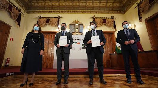 Almería, sede de la unidad de Andalucía y Murcia a favor del trasvase del Tajo