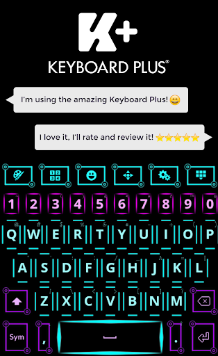Electro Keyboard