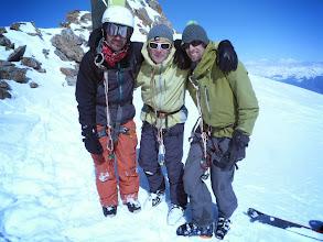Photo: Renaud, Berni et Xav