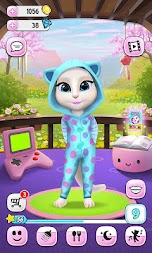 My Talking Angela APK screenshot thumbnail 5