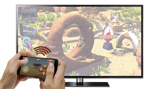 Gameloft Pad Samsung Smart TV