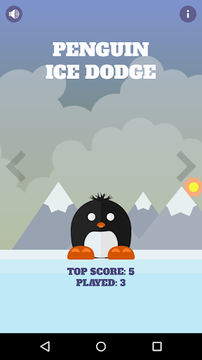 Penguin Ice Dodge