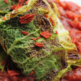 Savoy Cabbage Rolls Recipes.