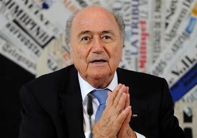 Blatter a tranché, il sera candidat à la FIFA
