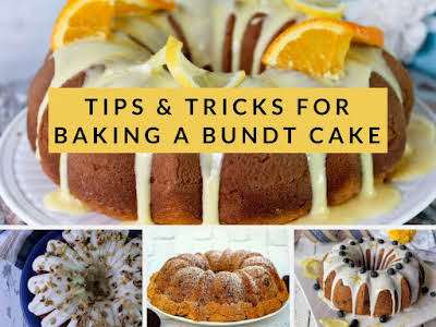 Tips and Tricks for Baking a Bundt Cake