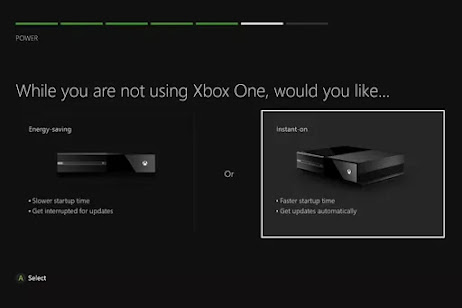 Xbox One Instant-on to enable voice commands