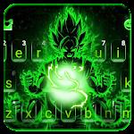 Neon Power Ball Keyboard Theme Icon
