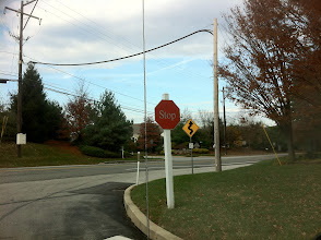 Photo: The world's most polite stop sign.
