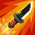 knifehint -silent game without sounds icon