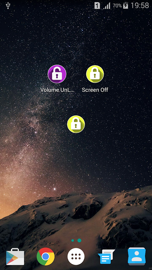 Volume Unlock- screenshot