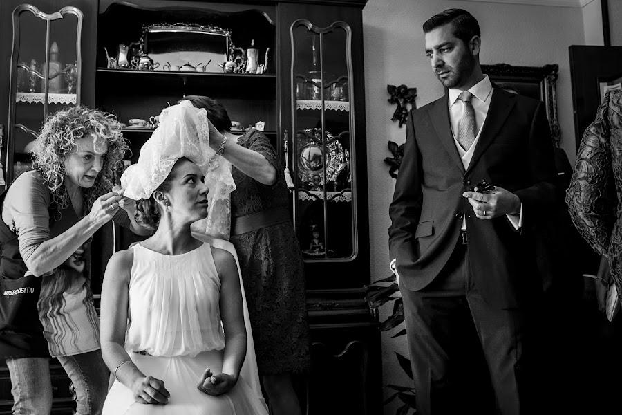 Wedding photographer Andreu Doz (andreudozphotog). Photo of 02.04.2017