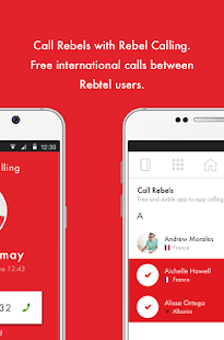 Rebtel - International Calling- screenshot thumbnail