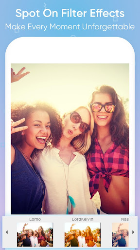 Selfix – Photo Editor And Selfie Retouch poster