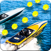 Xtreme Boat Rush:Top Speed Boat Racing 3D