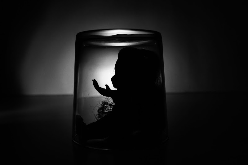 Paura del buio di gocciazzurra