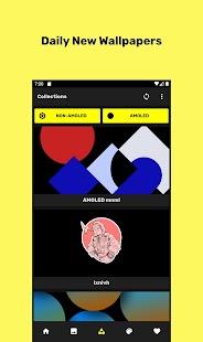 Artwalls - Minimal & AMOLED Wallpapers Screenshot