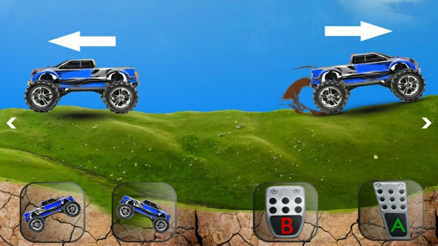 android Jeep Racing Extreme Simulator Screenshot 1