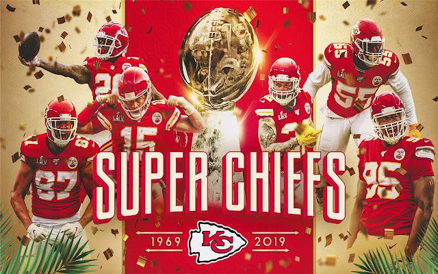 Kansas City Chiefs Themes & New Tab