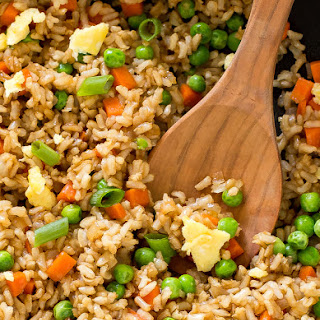 The BEST Fried Rice.
