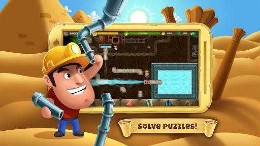Diggy's Adventure Screenshot