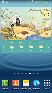 Weather by Miki Muster screenshot 0