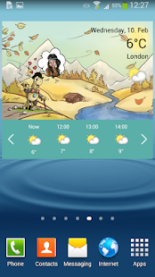 Weather by Miki Muster- screenshot thumbnail