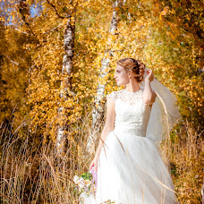 Wedding photographer Viktoriya Glushkova (Toori). Photo of 06.03.2017