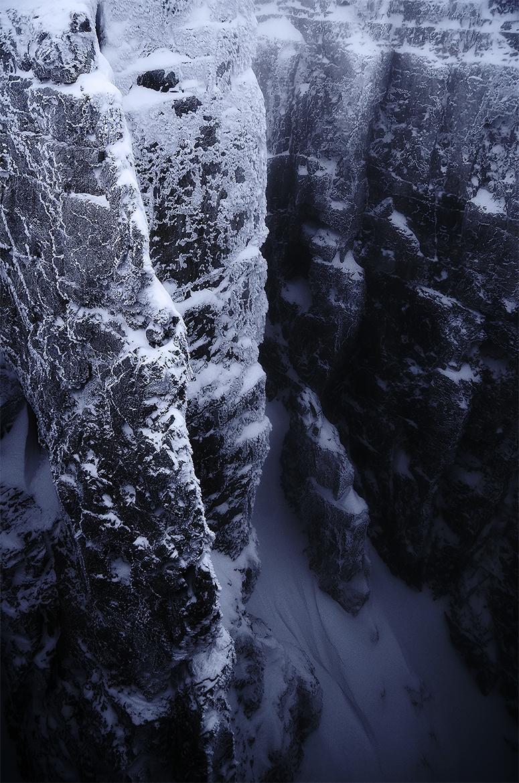 Frozen Structures di Nicola Pirondini