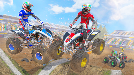 PC u7528 Xtreme Quad Bike Demolition Derby Racing Stunts 2