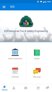 ECI INDUSTRIAL FIRE & SAFETY - náhled