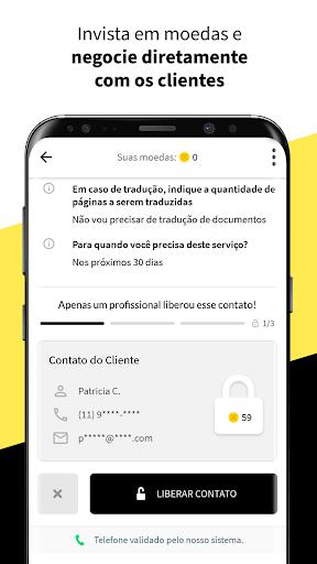 GetNinjas: Encontre Profissionais ou Serviu00e7os screenshots 5