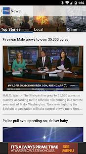 KREM 2 Spokane News- screenshot thumbnail