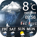 Real Time Live weather Forecast & Weather Alerts APK