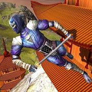 النينجا الحقيقي قاتل الساموراي المحارب البطل APK