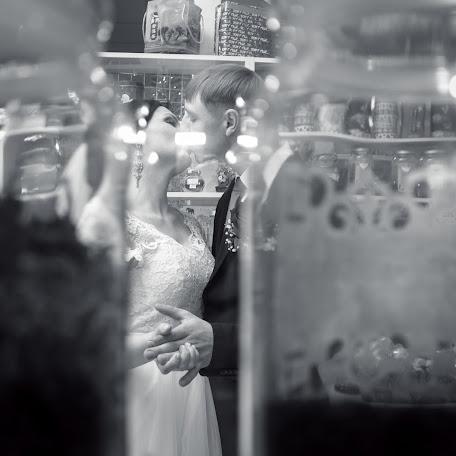 Wedding photographer Nina Pozhidaeva (Nini). Photo of 29.11.2016