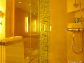 Photo: #008-La salle de bain de l'hôtel Hilton Beijing